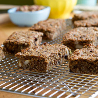 Grain-free Chai Granola Bars