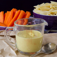 Nut-free Vegan Cheese Sauce
