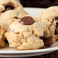 Dreamy Chocolate Chip Cookie Balls