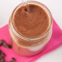 Hydrating Vegan Chocolate Milk