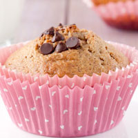Good-for-You Chocolate Chip Muffins