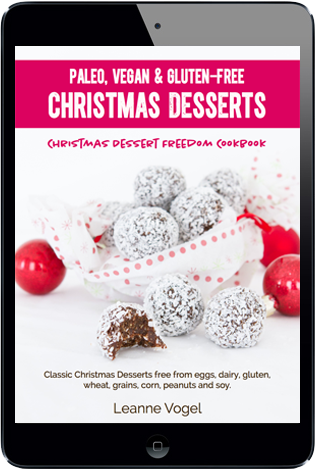 Christmas Dessert Freedom