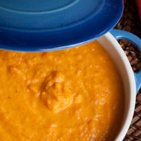 Thumbnail image for Vegan Creamy Carrot Fennel Soup