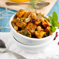 Sweet Potato and Fennel Curry