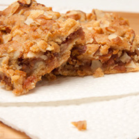 Flirty Rasberry Fig Bars