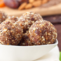 Thumbnail image for Spiced Flax Balls