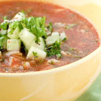 Where it Vegan: Gazpacho