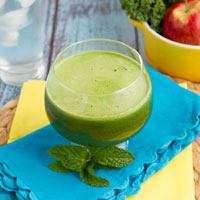 North Pole Green Juice