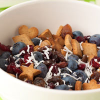 Healthy Charms Cereal with 4 Flavor Variations