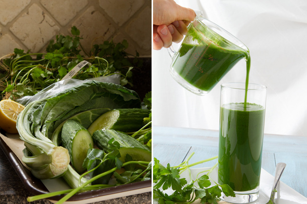 Love Your Greens Juice
