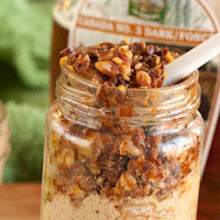 Thumbnail image for Layered Maple Oat n' Apple Dessert Jars