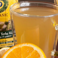 Thumbnail image for Power Vanilla Citrus Yerba Mate