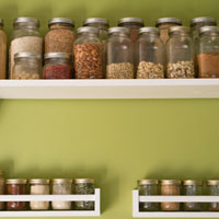 The Mega Spice Rack!