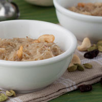 Flavors of India: Pineapple Payasam (Sweet Pineapple Pudding)