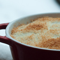 Thumbnail image for Carrot and Apple Breakfast Cake with Sweet Maple Pudding