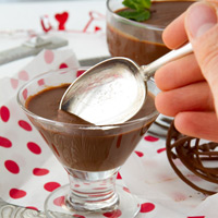 Vegan Chocolate Pudding (Soy-free, Nut-free)