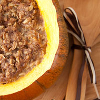 365 Days of Healthful Pursuit… and a bit of Pumpkin Baked Oatmeal