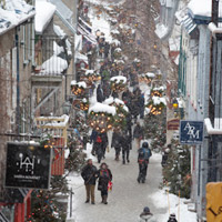 The Romance of Quebec City