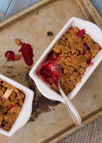 raspberry-apple-crumble