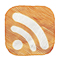 FeedBurner icon
