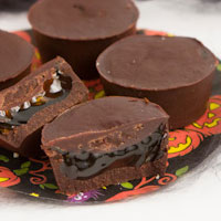 Dairy-free Skor Bar Cups