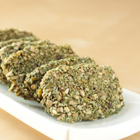Raw Spirulina Energy Crunch Bars