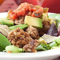 Thumbnail image for Vegan Taco Salad