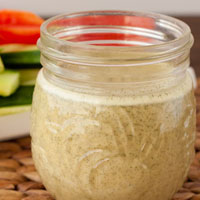 Tangy Dill Dressing
