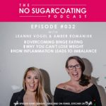 Weight loss roadblocks #nosguarcoatingpodcast #weightloss