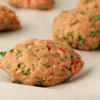 Baked Tuna Dill Cakes