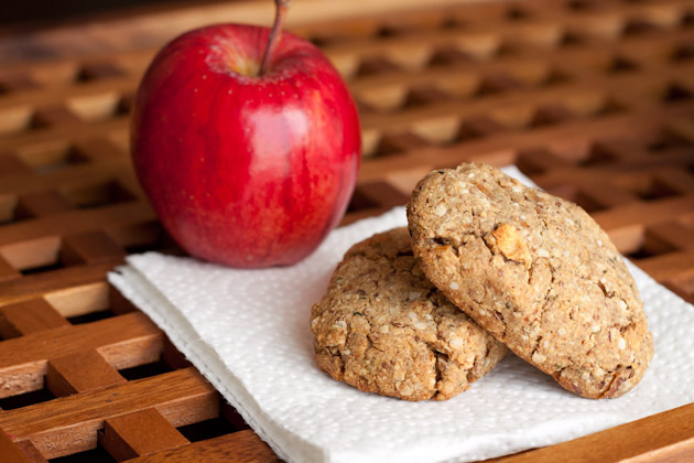 Nutritious and Delicious Apple Fiber Bars | Healthful Pursuit