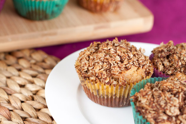 how to avoid muffin to swelling