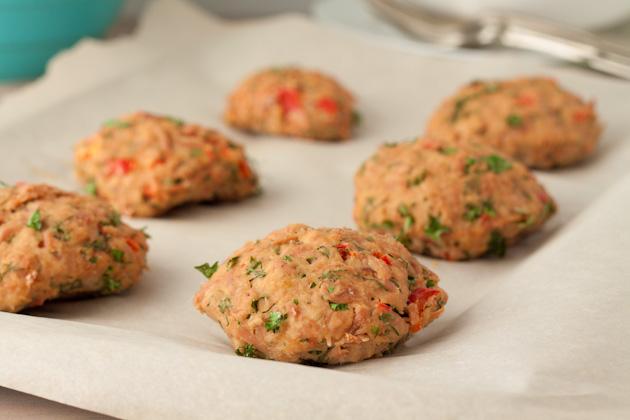 Keto Tuna Cake Recipes: Keto Baked Tuna Dill Cakes