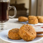 Paleo Pumpkin Spice Muffin Mounds (grain-free + dairy-free)