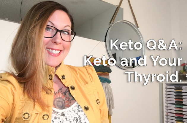Hypothyroid, Hair Falling Out, and Missing Period. #keto #lowcarb #fatfueled #theketodiet