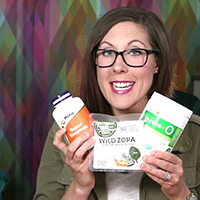 My Favorite Keto Greens Powder, Enzyme, and Snack. #keto #lowcarb #highfat