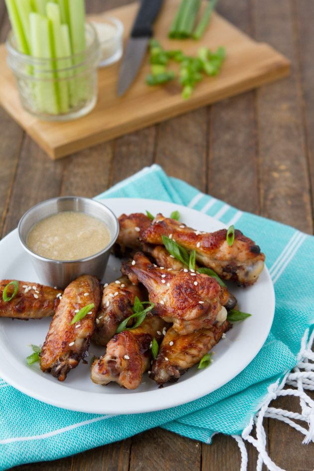 Keto Sesame Chicken Wings #keto #lowcarb #highfat #chickenwings #hflc