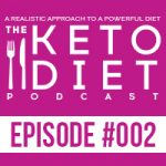 The Keto Diet Podcast Episode #002: Experience Going Keto #healthfulpursuit #fatfueled #lowcarb #keto #ketogenic #lowcarbpaleo