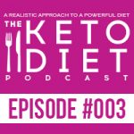 The Keto Diet Podcast Episode #003: It Starts in the Gut #healthfulpursuit #fatfueled #lowcarb #keto #ketogenic #lowcarbpaleo