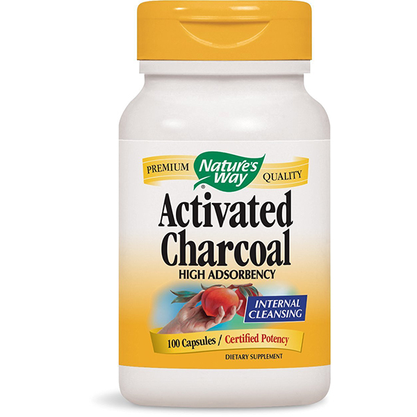 Ketogenic Shopping List -Activated Charcoal