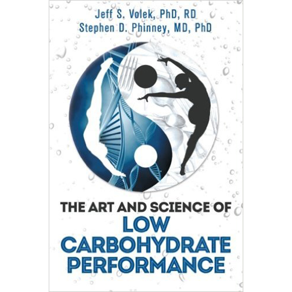 Ketogenic Diet Book List -The Art & Science of Low Carbohydrate Performance