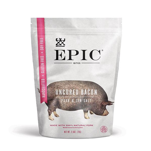 Ketogenic Shopping List -Bacon EPIC Bites
