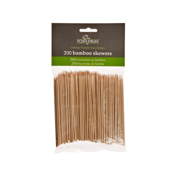 Keto Holiday Cookbook - Bamboo Skewers