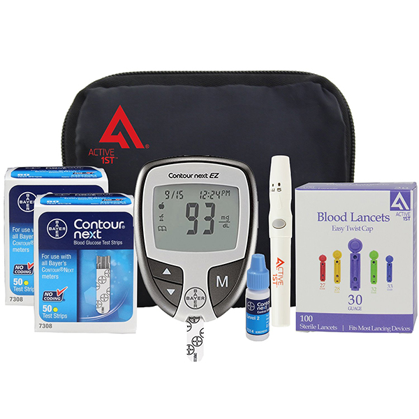 Ketogenic Shopping List -Blood Glucose Monitor