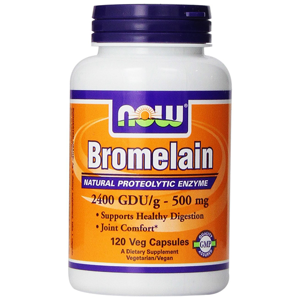 Ketogenic Shopping List -Bromelain