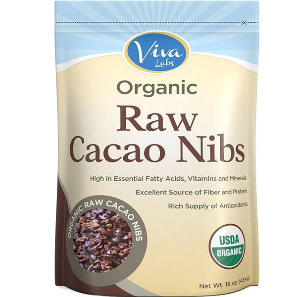 Ketogenic Shopping List -Cacao Nibs