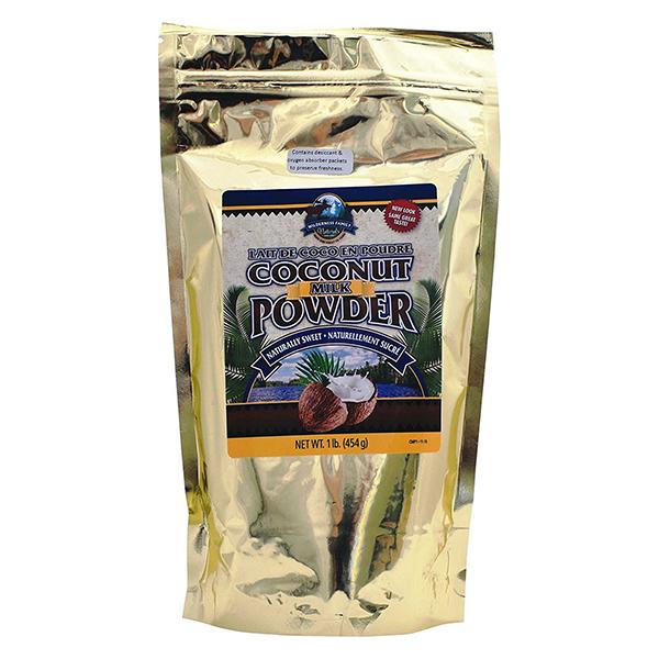 Ketogenic Shopping List -Coconut Milk Powder