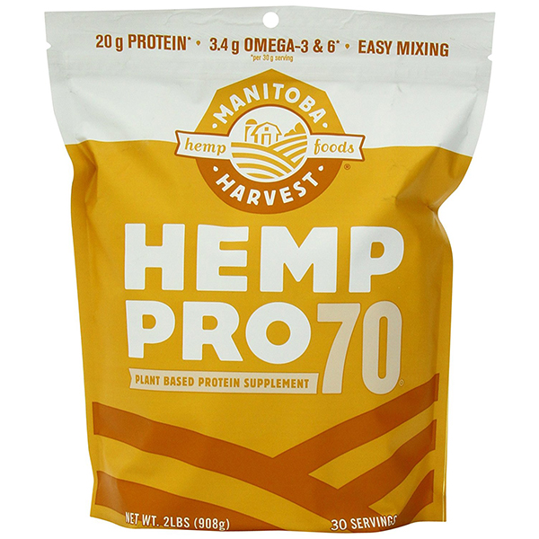 Ketogenic Shopping List -Hemp Protein