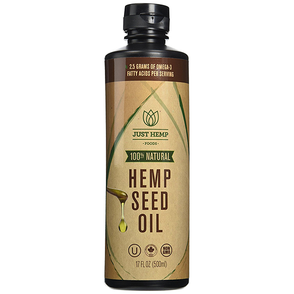 Ketogenic Shopping List -Hemp Seed Oil