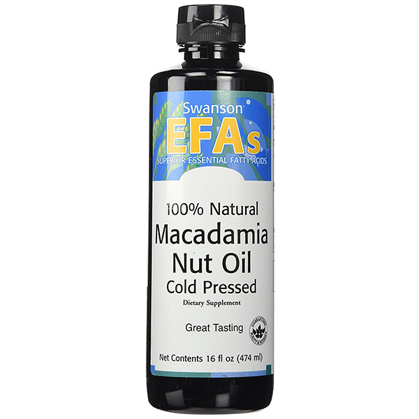 Ketogenic Shopping List -Macadamia Nut Oil